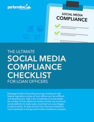 Social Media Compliance Checklist - Loan Officers-v2